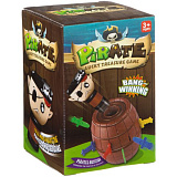 Игра развлекат. Pirate, BOX 12*8*8см, арт.959-20